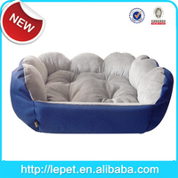 high quality clear lucite acrylic pet dog bed