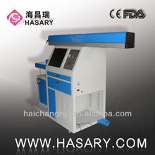 2013 Promotion! Large foamat CNC co2 marking machine for garment factory layout/Textile/cloth/wirer/fabric