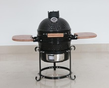 Japanese Freestanding 13 inch Mini Kebab Decorative Grill / YQL Ceramic Bbq