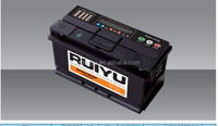Super quality 12V SMF Sealed maintenance free lead acid auto battery DIN100