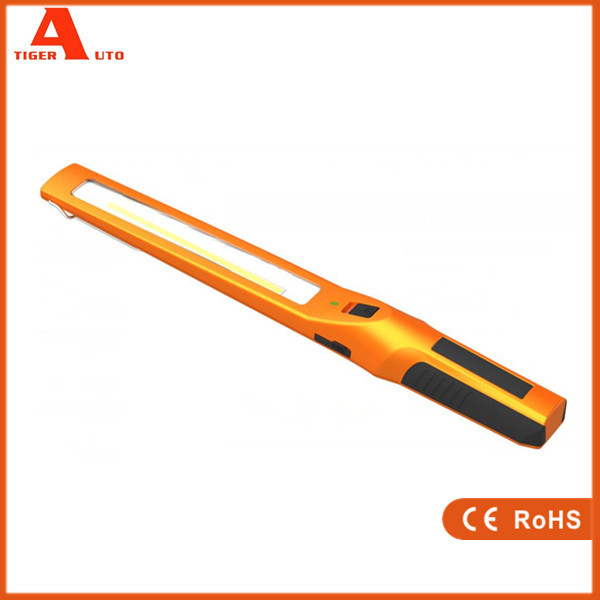 CE ROHS Rechargeable 3W COB Slim Portable Car Inspection Lamp