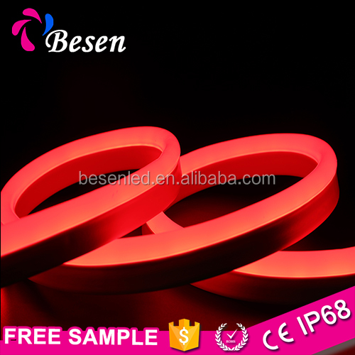120Cm 18W Fluorescent Neon+Led+Ip65+Tube High Lumen Light Led Replacement Neon Tube