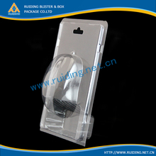 clear clamshell blister packaging for mouse