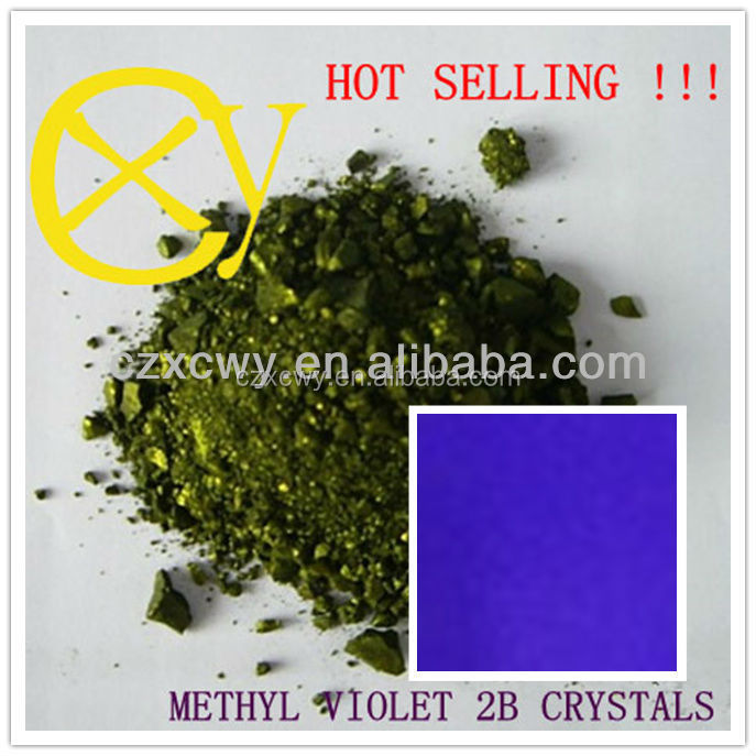 Methyl violet 2B / Basic violet 1 (crystals/powder)