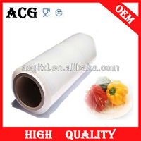 clear plastic rolls use for packing
