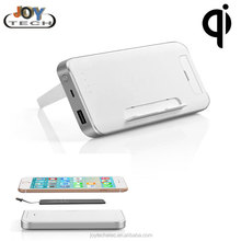 2018 New Products Slim Phone Charger 10000mAh qi wireless power bank