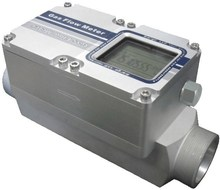 Advanced Utility Meter/Mass Gas Flow Meter with battery powered for Low pressure gas