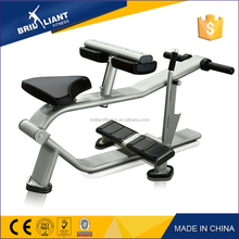 Quality strength fitness Plate Loaded Calf Raise /GYM commercial fitness
