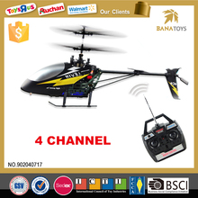 Special Offer! Kids game powerful copter 4 function long range rc helicopter for sale
