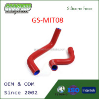 Silicone main water hose for Toyota Vitz/Yaris NCP10 1999-05 3pcs
