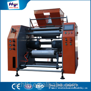 China wholesale high quality Fully automatic rewinder and slitter