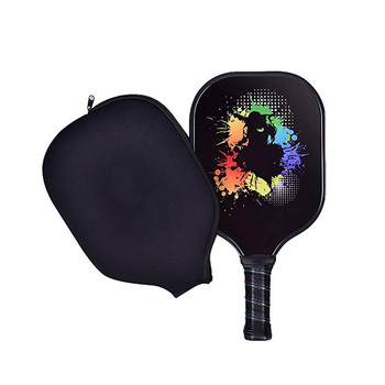 Wholesale customized usapa pickleball paddle high-quality honeycomb graphite/carbon fiber pickleball racquets/rackets/paddles