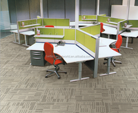Hexagon Shape Modular Commercial Carpet Fire