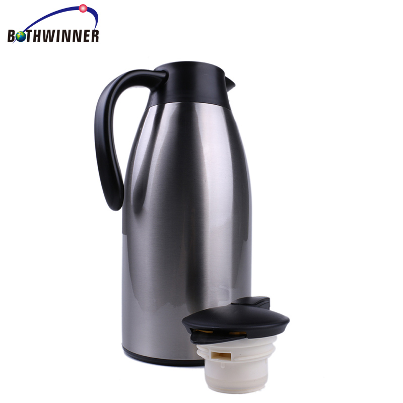 Insulation air pressing water pot ,h0t7ms thermal coffee pot for sale