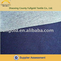 Fashion new design Knitted wholesale prices Denim fabric for ladies'dress and garment