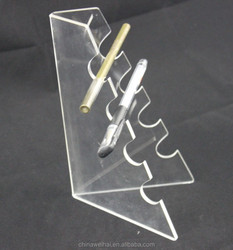 Clear Acrylic Electronic Cigarette Display Rack Wholesale