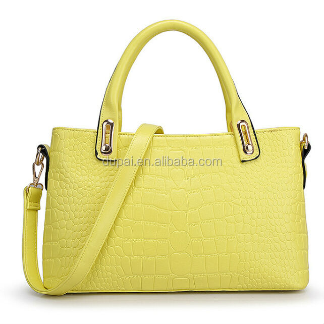 2014 fashion women PU leather handbags single shoulder bags