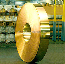 High Quality C2740 C2741 Copper Brass Strip Coil