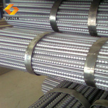 Hot rolled gi 20mm diameter deformed steel bar reinforcing iron steel rebar price per ton made in China factory