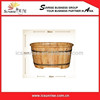 Wooden Baby Bath Tub