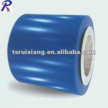 Pre-painted galvalume steel coil