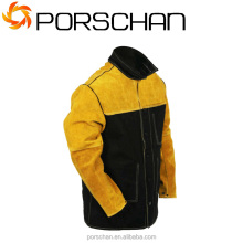No. CH15 High quality wholesale heat resistant cowhide Leather Clothing