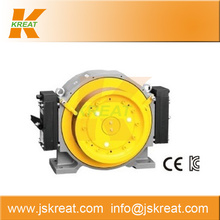 Elevator Parts|KT41T-GTW8|Elevator Gearless Traction Machine|electric elevator motor