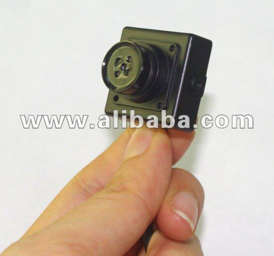 High resolution 700 tv lines screw button camera (25*25mm) with(out) OSD joystick control