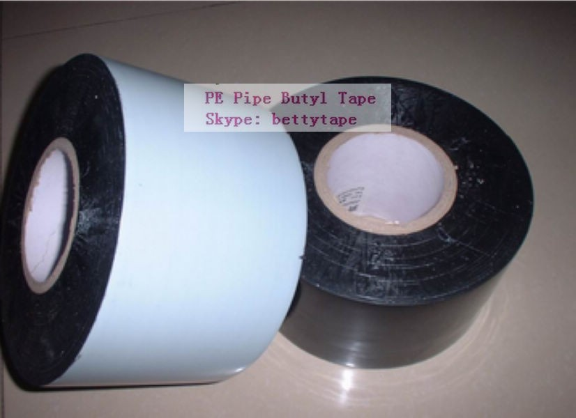 hot photo Oil Gas Water Pipe Wrap Tape for Underground Steel pipe