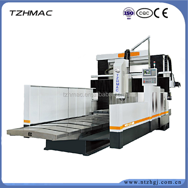 Chinese low price 5 Axis CNC Double Column Milling Machine Tool XH-X4025HD