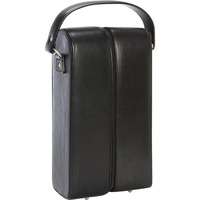 Top Grade High Quality Cheap Sale Factory Wholesale Wine Bottle Carrier Case Leather Wine Case