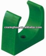 PPR all plastic fittings short pipe clamp