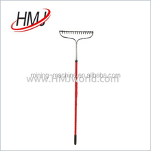 Easy to use agricultural land clearing rake made in China