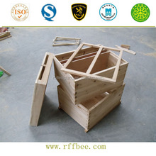 Factory supply natural beehive for beekeeping foundation machine