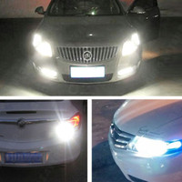 Car lights, 1x Super Bright White 80W LED SMD 1156 Ba15s S25 P21W Backup Reverse Light Bulb car styling Free Shipping