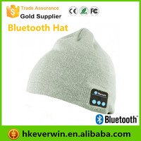 Inovative cheap bluetooth speaker cashmere winter hat with good quality