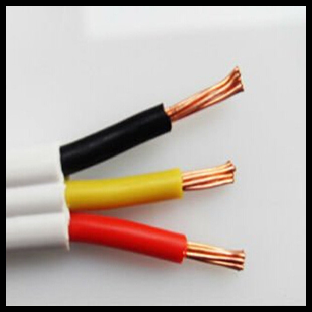 3 core pvc insulated copper conductor three phase cable earth wire