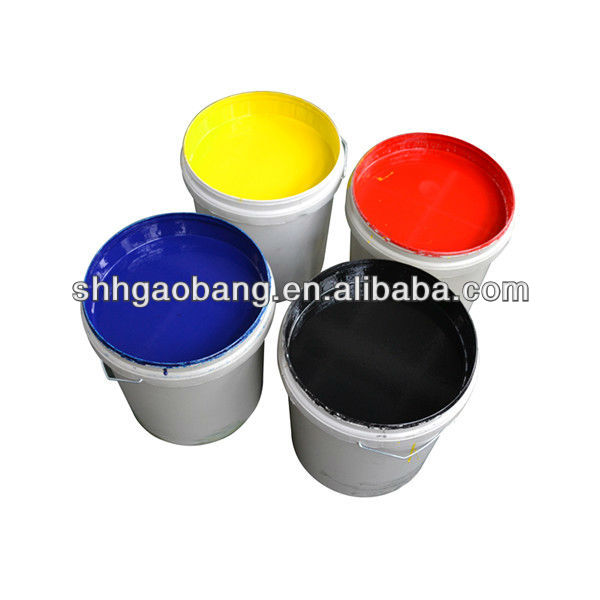 printing ink for flexo printing machine
