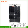 Semi Flexible Sunpower Solar Panel