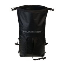 Custom logo waterproof pvc dry backpack roll top dry backpack keeps gear dry for trekker and hiker