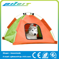 Hot sale outdoor folding pet dog tent/pet house