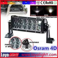 Osram 4D led light bar 4/6.5/9.5/12/14.5/17.5/20/22.5/30/36/44 Inch