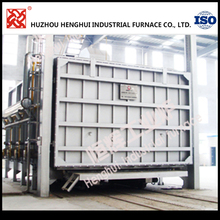 High performance electric industrial furnace for heating treatment