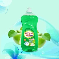 Dish Washing Liquid Formula Detergent