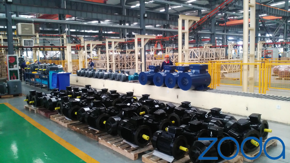 Y2 Series Three-phase Electric Motors(H132-355mm, 5.5-315kW)