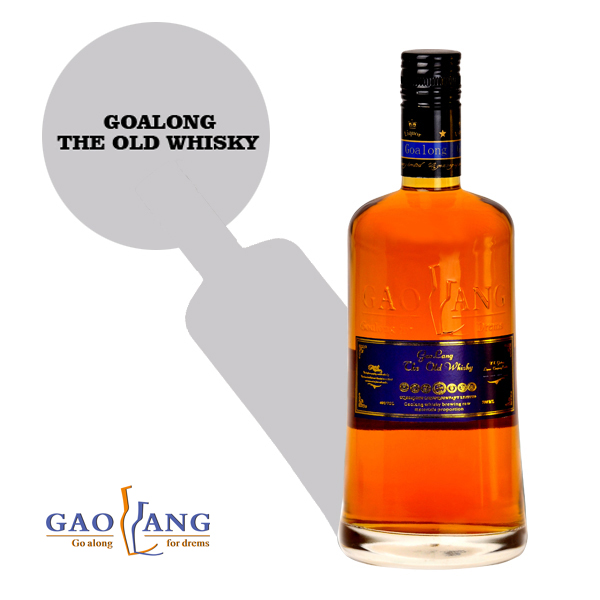 UK invested factory Goalong hot sale bulk liquor
