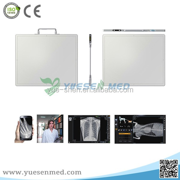 Highest image quality 14*17 inch or 17*17 inch cheapest digital x ray flat panel detector price