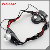 Best selli Led Headlamp Flashlight Ultra Bright with 5 Modes Professional Headlight