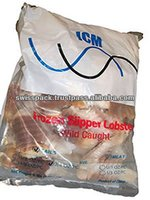 Fish food packaging bags