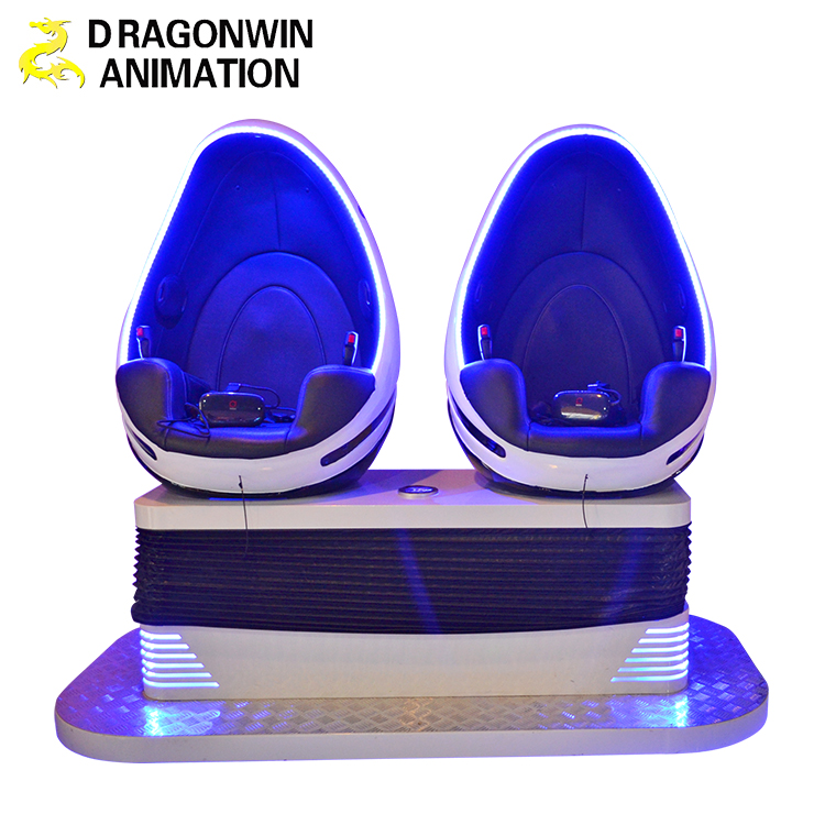Factory sale fantastic arcade 9d vr bf flim blue movie 9d vr games machine for children and adults